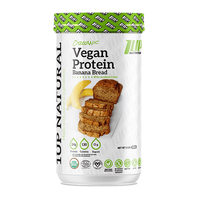 1UP Nutrition Natural Vegan Protein 2.02lb