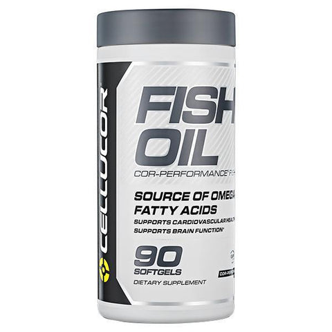 Cellucor Cor-Performance Fish Oil 90 Softgels - Supplements.co.nz