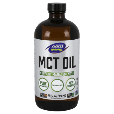 Now Foods MCT Oil 473ml