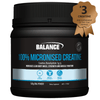 Balance 100% Micronised Creatine 500g