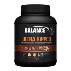 Balance Naturals Ultra Ripped Protein 1.5kg - Supplements.co.nz