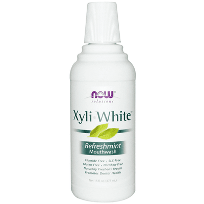 Now Foods XyliWhite Mouthwash 473ml