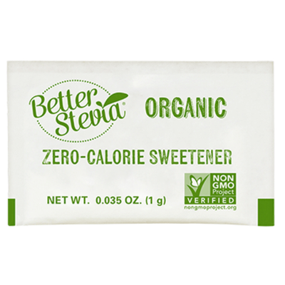 Now Foods BetterStevia Packets x75
