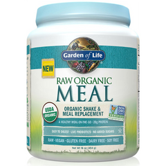 Garden of Life Raw Organic Meal 475g/Natural