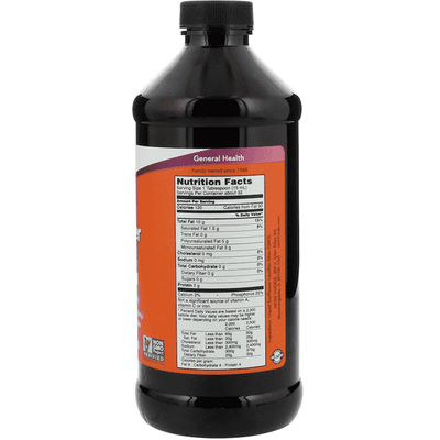 Now Foods Sunflower Liquid Lecithin 473ml