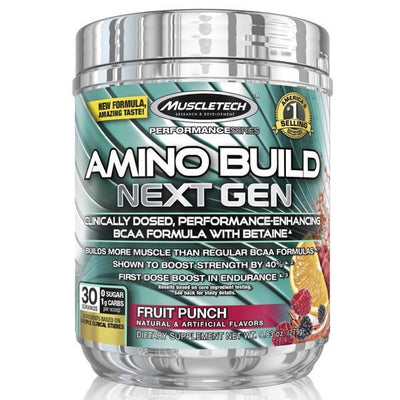 Muscletech - Muscletech Amino Build Next Gen 30 Servings - Supplements.co.nz