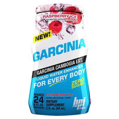 BPI Garcinia Liquid Enhancer Pack of 6 - Supplements.co.nz