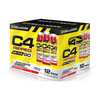 Cellucor C4 Ripped On The Go Pack of 12 - Supplements.co.nz