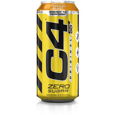 Cellucor C4 Carbonated On The Go Pack of 12