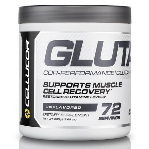 Cellucor - Cellucor Cor-Performance Glutamine 72 Servings - Supplements.co.nz
