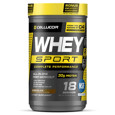 Cellucor Whey Sport 2.3lb - Supplements.co.nz