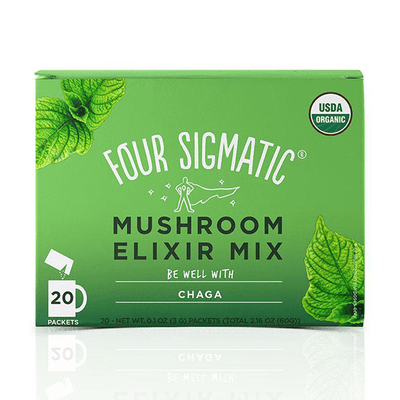 Four Sigmatic Chaga Elixir 20 Packets