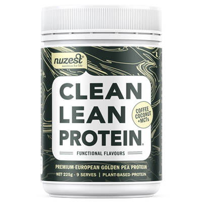 Nuzest Clean Lean Protein Functional Flavours 225g - Supplements.co.nz