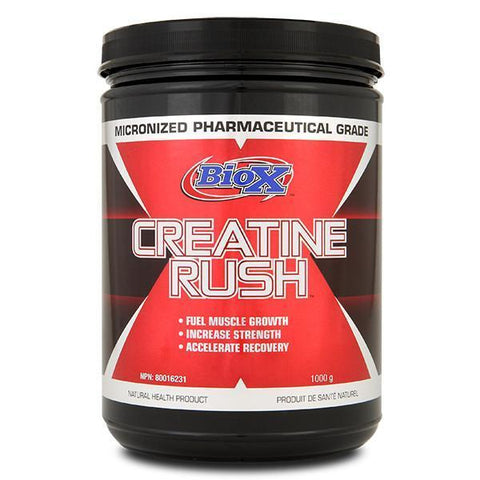 BioX Creatine Rush 1kg - Supplements.co.nz