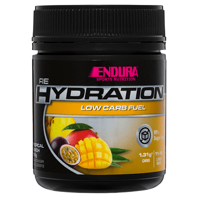 Endura Rehydration Low Carb Fuel 122g