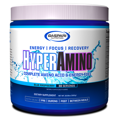 Gaspari Nutrition Hyper Amino 30 Servings - Supplements.co.nz