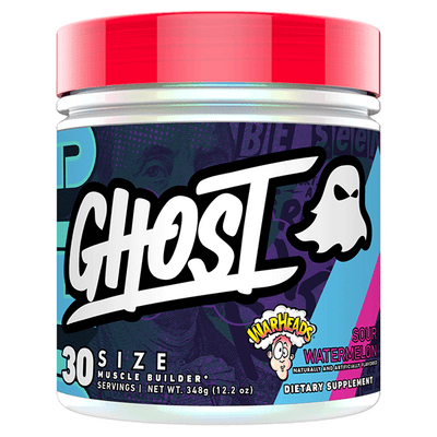 Ghost Size 30 Serves