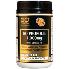 Go Healthy Go Propolis 1000Mg 180 Caps