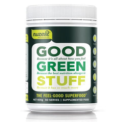 Nuzest Good Green Stuff 600g - Supplements.co.nz