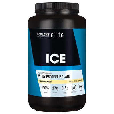 NEW Horleys Elite ICE 1kg - Supplements.co.nz