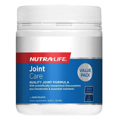 Nutralife Joint Care 200 Caps - Supplements.co.nz