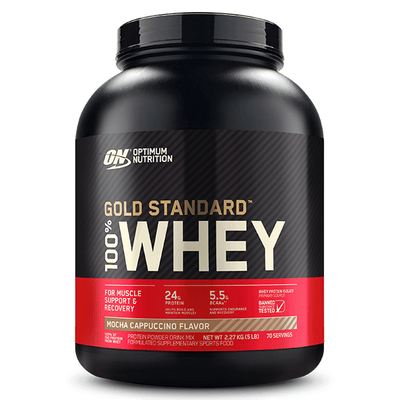Optimum Nutrition Gold Standard 100% Whey 5lb