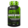 MusclePharm Shred Sport 60 Caps - Supplements.co.nz