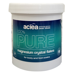 Aciea 100% Pure Magnesium Crystal Flakes 341g - Supplements.co.nz