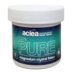 Aciea 100% Pure Magnesium Crystal Flakes 75g - Supplements.co.nz