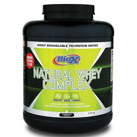 BioX Natural Power Whey Complex 2lb - Supplements.co.nz