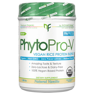 Nova Forme PhytoPro-V 20 Servings - Supplements.co.nz