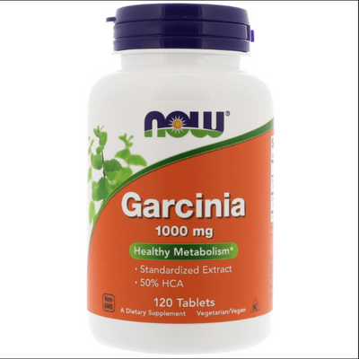 Now Foods Garcinia 1000mg 120 Tabs