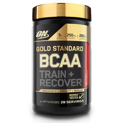 Optimum Nutrition - Optimum Nutrition Gold Standard BCAA Train + Recover 28 Servings - Supplements.co.nz - 2