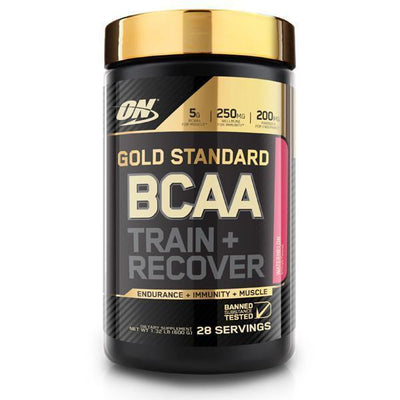 Optimum Nutrition - Optimum Nutrition Gold Standard BCAA Train + Recover 28 Servings - Supplements.co.nz - 4