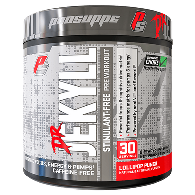 Pro Supps Dr. Jekyll Stimulant-Free 30 Servings