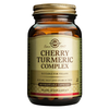 Solgar Cherry Turmeric Complex 60 Veggie Caps + Free Pill Box Physical Product