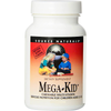 Source Naturals Mega-Kid Multivitamin 60 Chewables