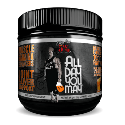 Rich Piana 5% Nutrition All Day You May 465g