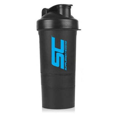 Supplements.co.nz 3 in 1 Shaker 400ml - Supplements.co.nz