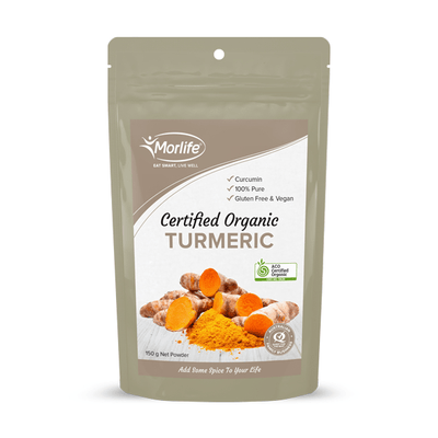 Morlife Turmeric Powder 150g