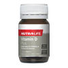 Nutralife Vitamin D3 1000IU Plus Boron & Selenium 60 Caps - Supplements.co.nz