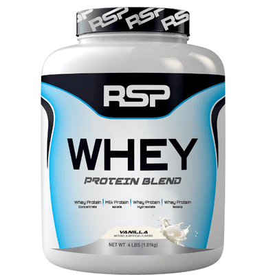 RSP Whey 4lb
