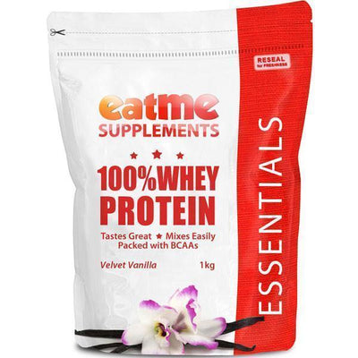 Eat Me Supplements 100% Whey Protein 1kg - Supplements.co.nz