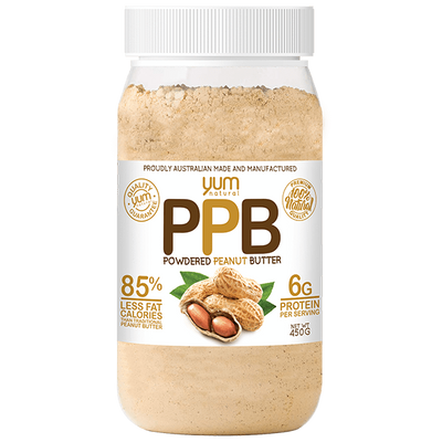 Yum Natural Powdered Peanut Butter 450g