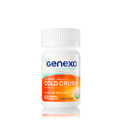 Genexa Cold Crush 60 Chewables
