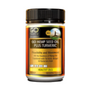 Go Healthy Go Hemp Seed Oil Plus Turmeric 100 Softgels
