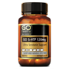 Go Healthy Go 5-HTP 120mg 30 Veggie Caps - Supplements.co.nz