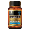 Go Healthy Go Man Plus Libido Support 30 Caps - Supplements.co.nz