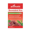 Good Health Resveratrol Xtra 100mg 30 Capsules - Supplements.co.nz
