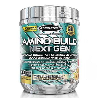MuscleTech Amino Build Next Gen 30 Servings - Supplements.co.nz